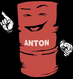 Anton Entsorgungstonne von Altöl Nagel