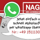 Nagel Whatsapp Service